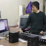 講座レポート「作曲演習」