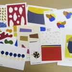 【12/4,11,18】シルクスクリーン・ワークショップ <br>年賀状やグリーディンクカードを刷ろう!