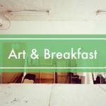 【9/10】Art & Breakfast Day in 美学校/「アートのレシピ」公開授業