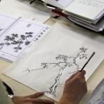 講座レポート「超・日本画ゼミ(実践と探求)」