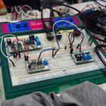 【10/15,29】【play the music プロジェクト】「Arduino+アナログシンセサイザー」ワークショップ