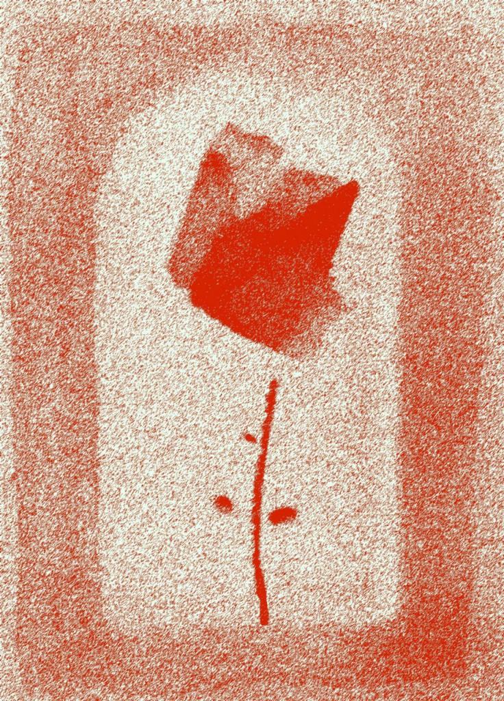 薔薇のてがみ
