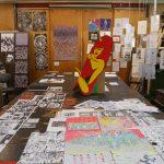 【レポート】2020年度「特殊漫画家-前衛の道」修了展「SOUL OLYMPIC」