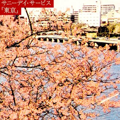 サニーデイ・サービス『東京』